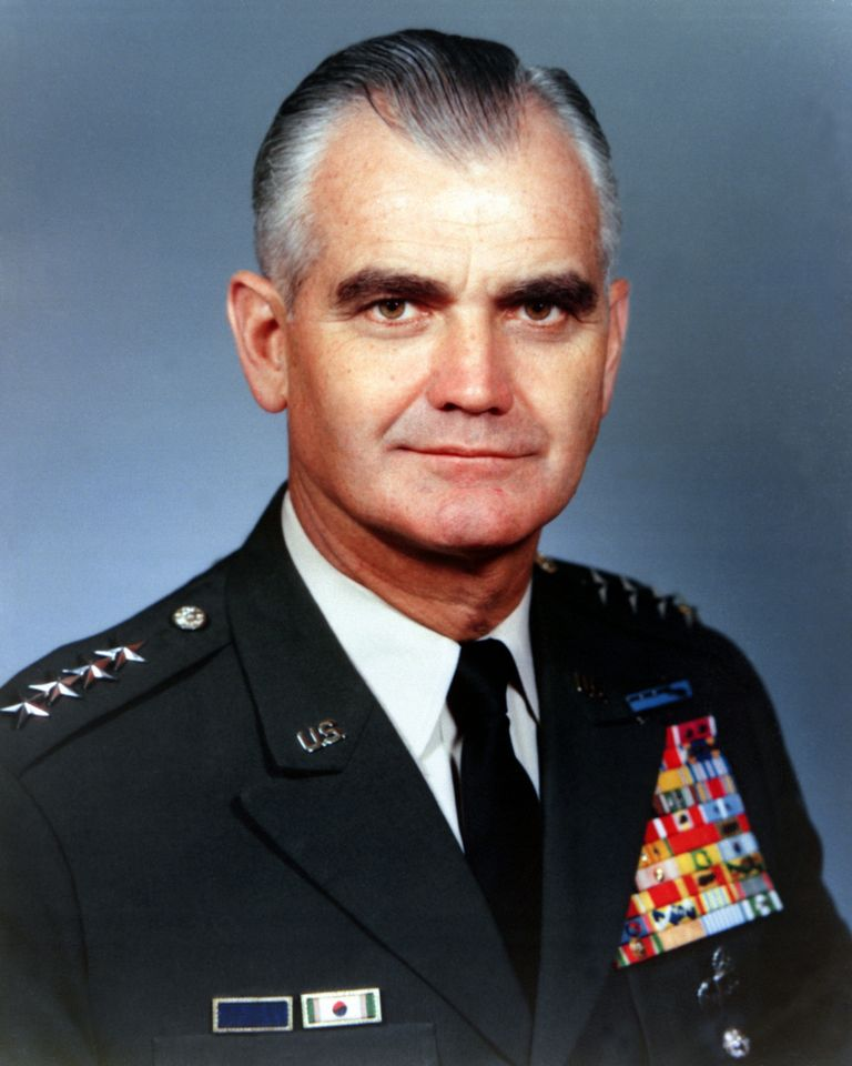 General William Childs Westmoreland