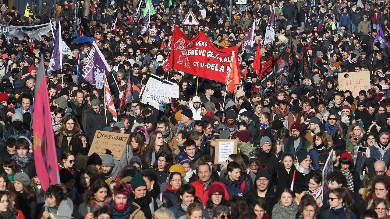 Der Weg vorwärts nach dem Generalstreik in Frankreich