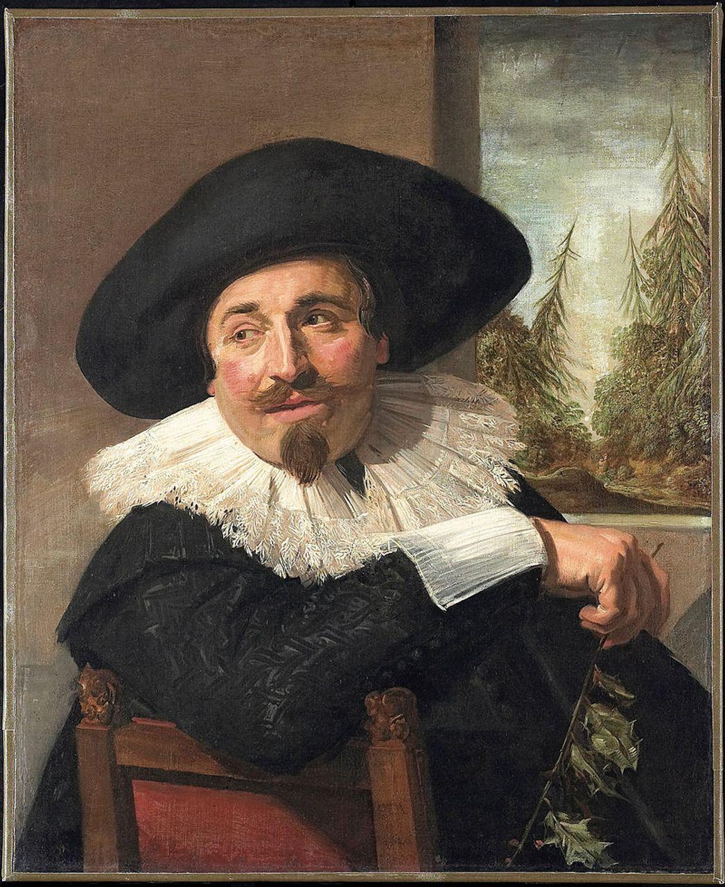Frans Hals, Isaac Abrahamsz. Massa, 1626, Art Gallery of Ontario