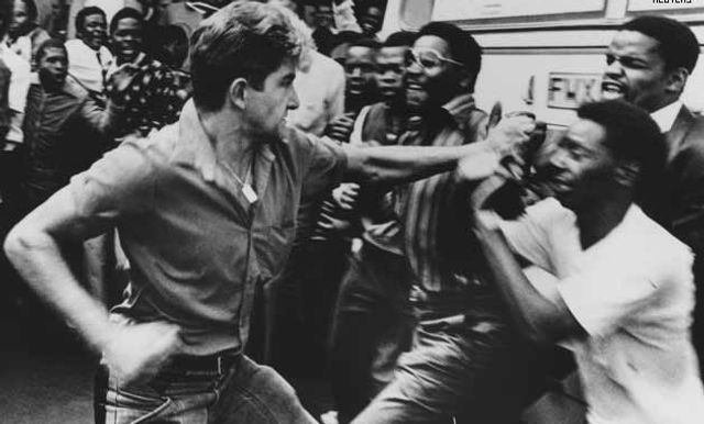 Black resistance in south africa essay