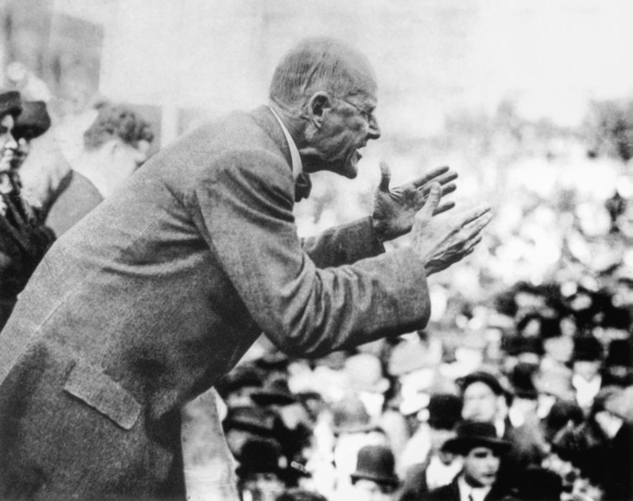 New York Times Column Falsifies Legacy Of Eugene Debs