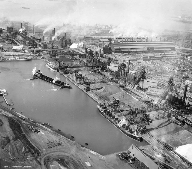 Six reasons why the Sparrows Point steel mill collapsed