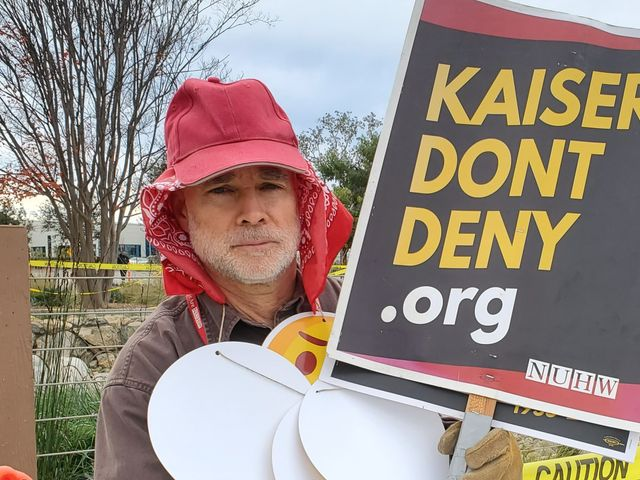 Five-day strike of Kaiser Permanente mental health workers ...