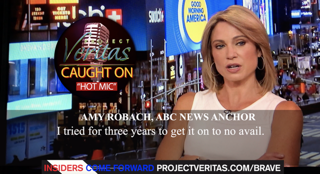 Image result for Hot Mic Video Shows ABC News Covered Up Epstein Crimes For Years