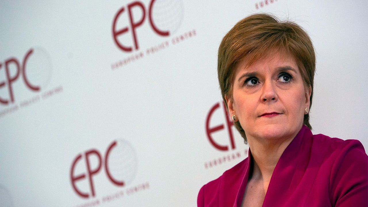 Sturgeon's future in jeopardy as Scottish National Party civil war intensifies