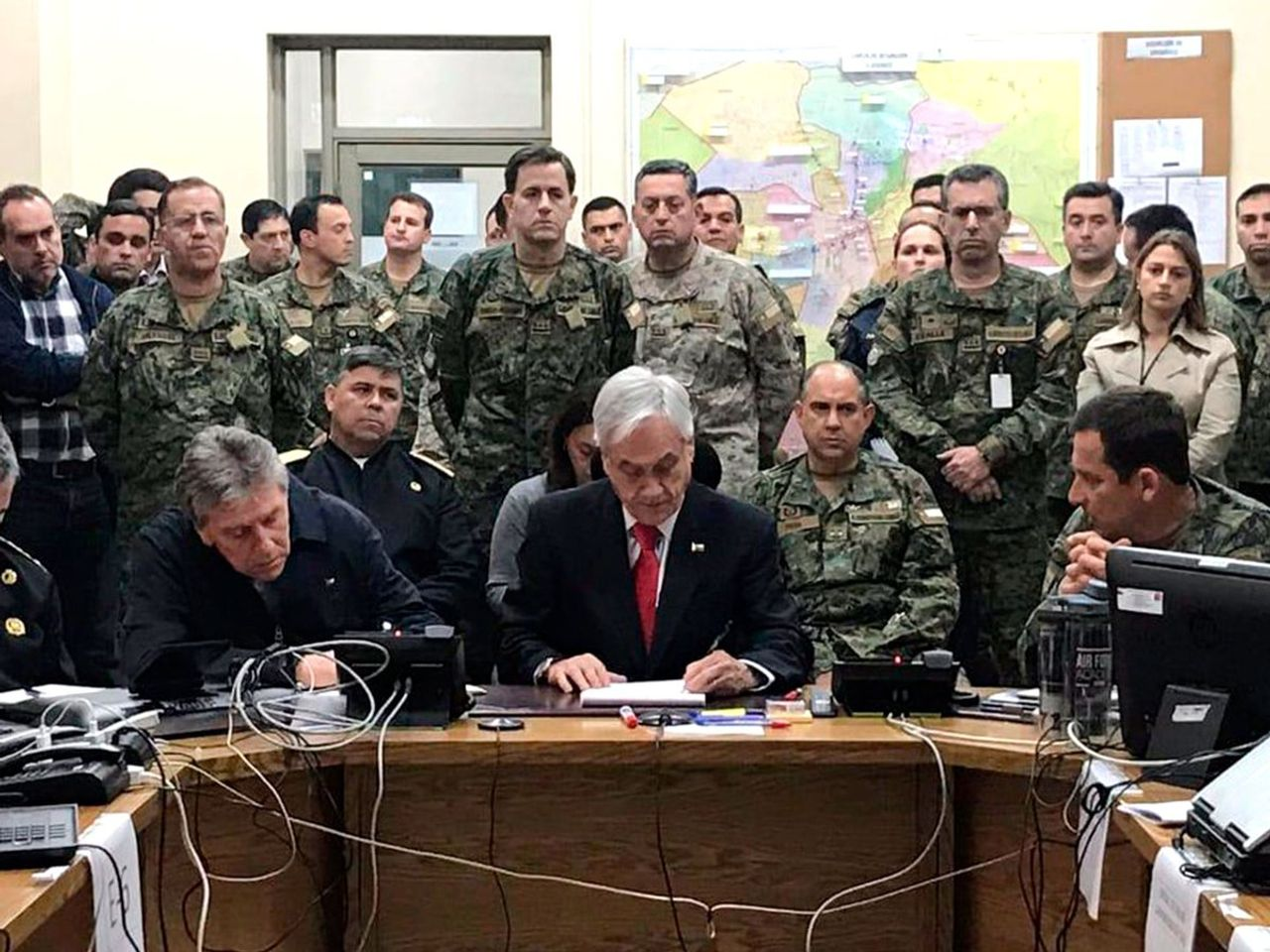 Pseudo-left uses constitutional election to conceal danger of dictatorship in Chile