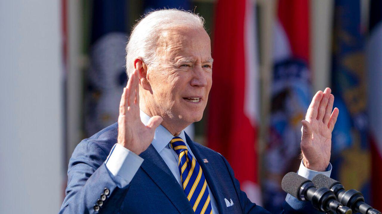 "Biden's ""Mission Accomplished"" speech on the coronavirus pandemic"