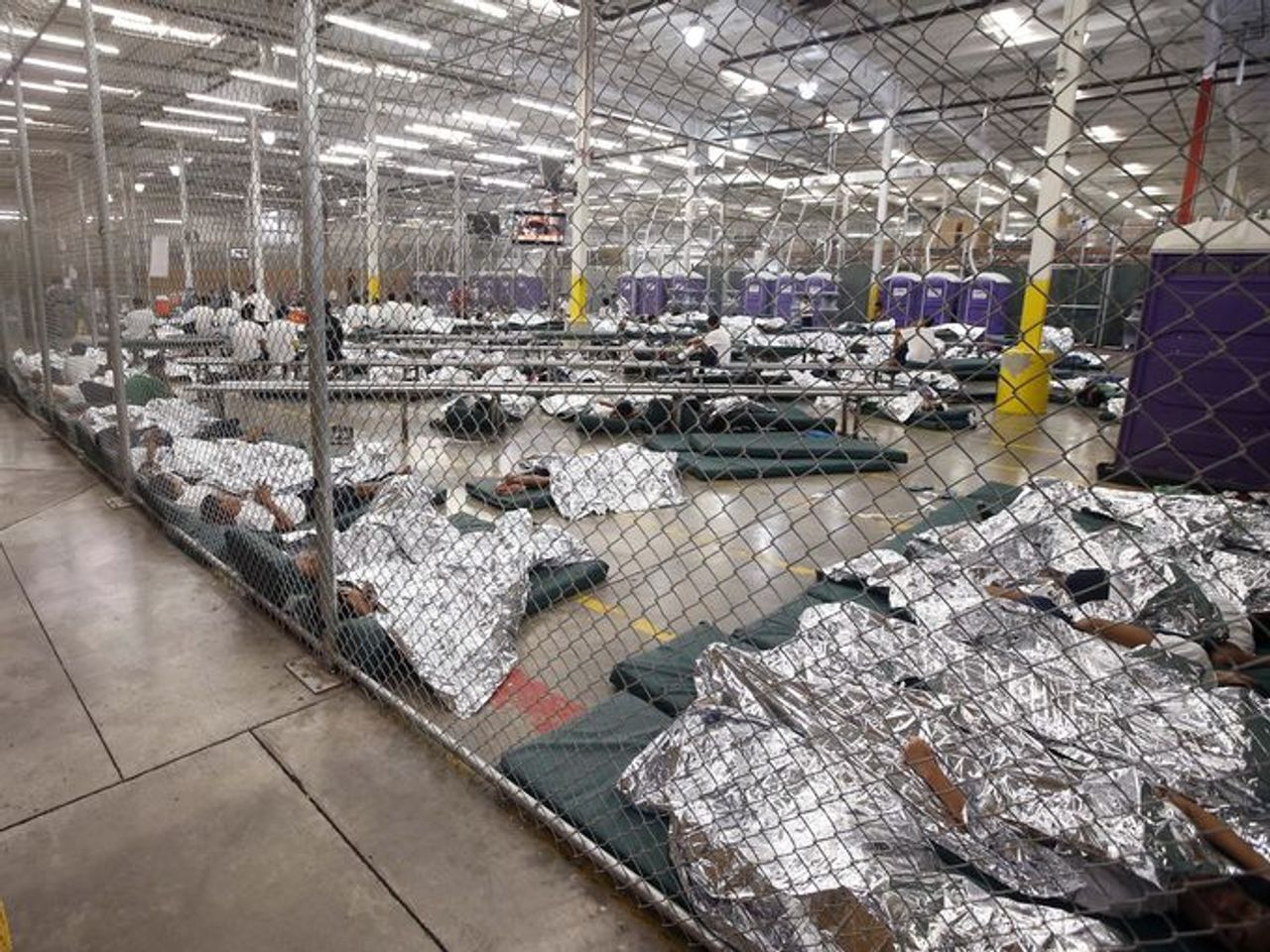 Obama Held More Migrant Children In Shelters Than Trump