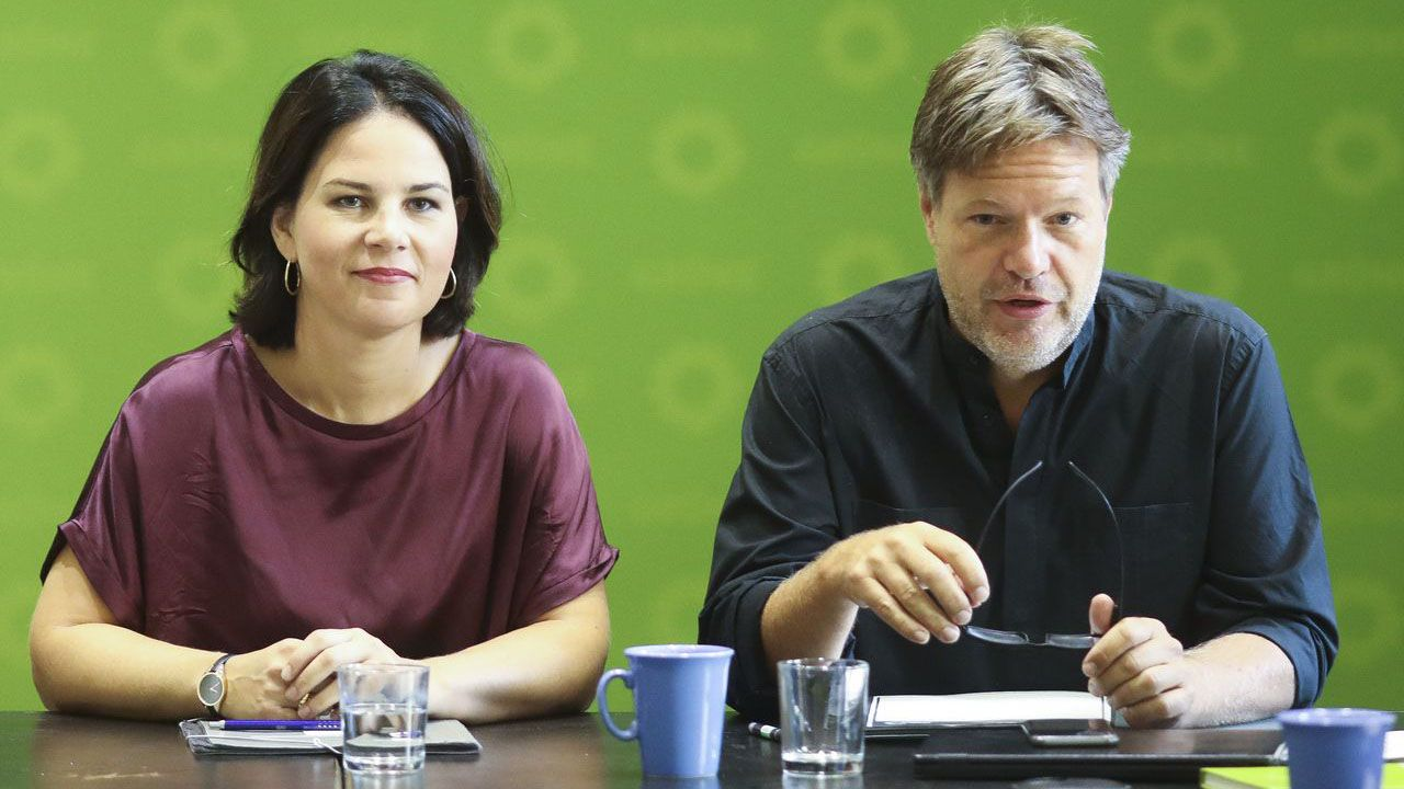 Germany's Green Party presents election programme calling for police state buildup, militarism and war