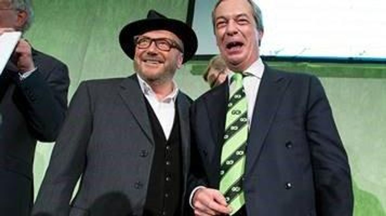George Galloway declares for Nigel Farage's Brexit Party - World Socialist  Web Site