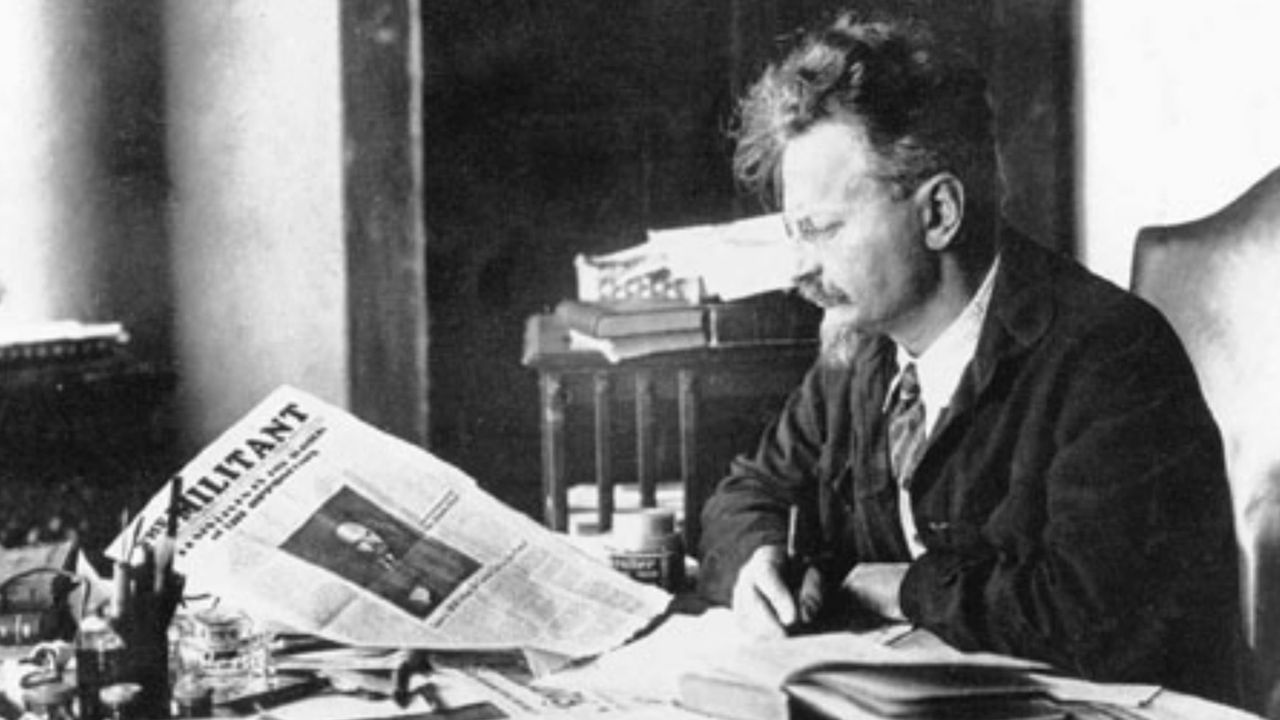 Leon Trotsky's four fateful years in Prinkipo: 1929-1933 - World Socialist  Web Site