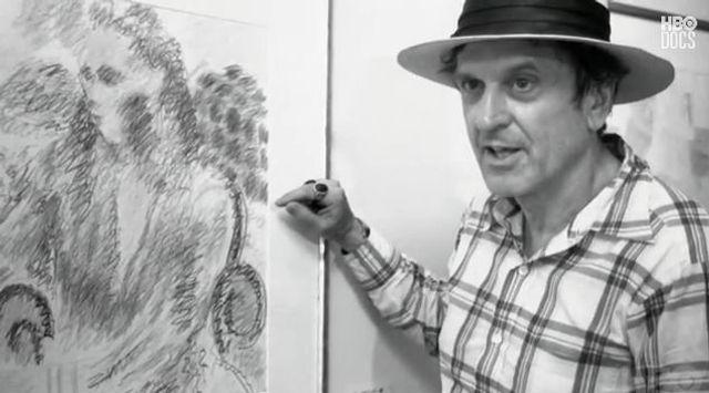 HBOs Remembering the Artist: Robert De Niro Sr. and Ida