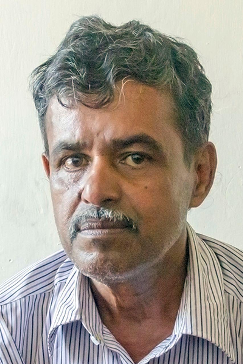 Sri Lankan bomb attack witness N.A. Sumanapala