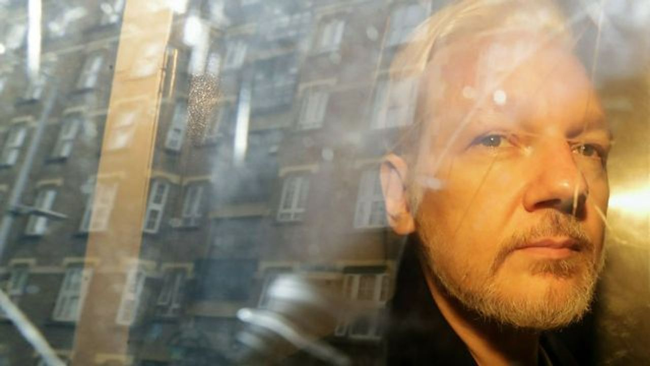 Wikileaks founder Julian Assange's health improving in prison, spokesman says
