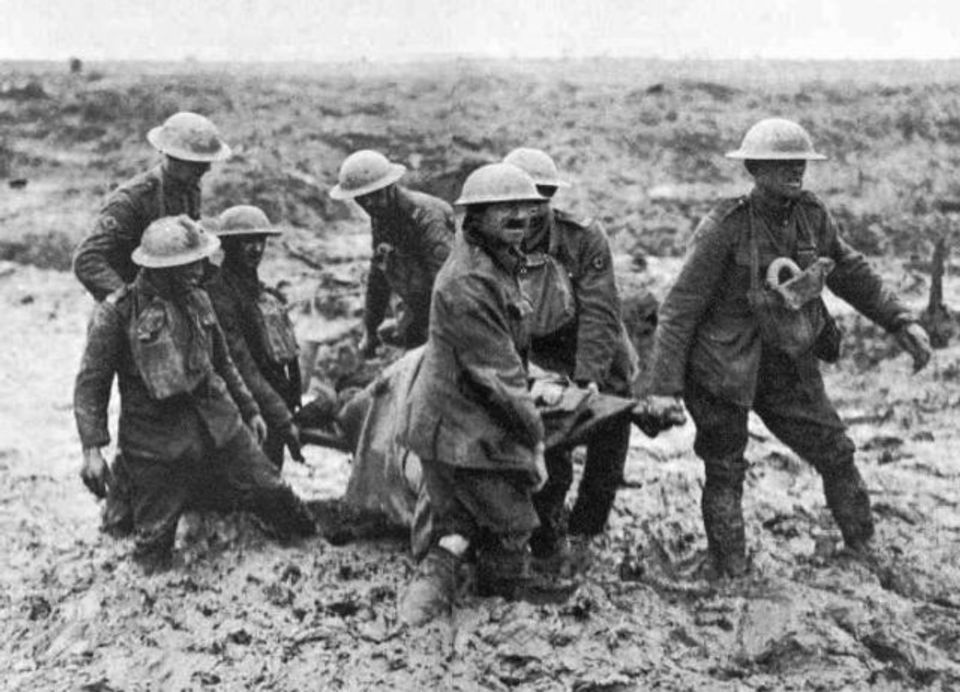an examination of the battle of ypres