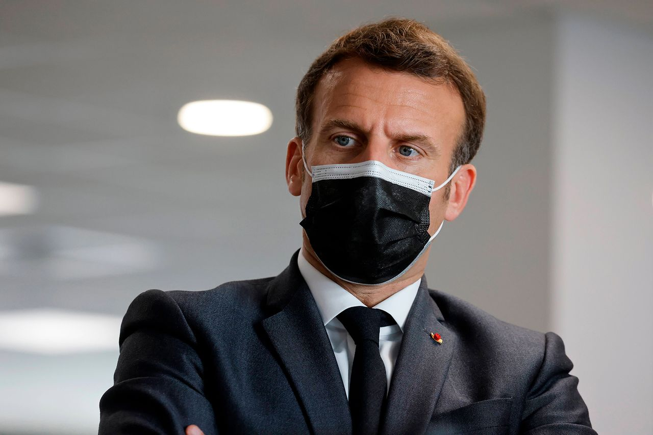 "Macron's pandemic speech and the politics of ""social murder"""