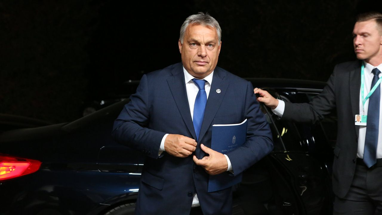 Orbán Granted Emergency Powers To Keep Hungary Safe