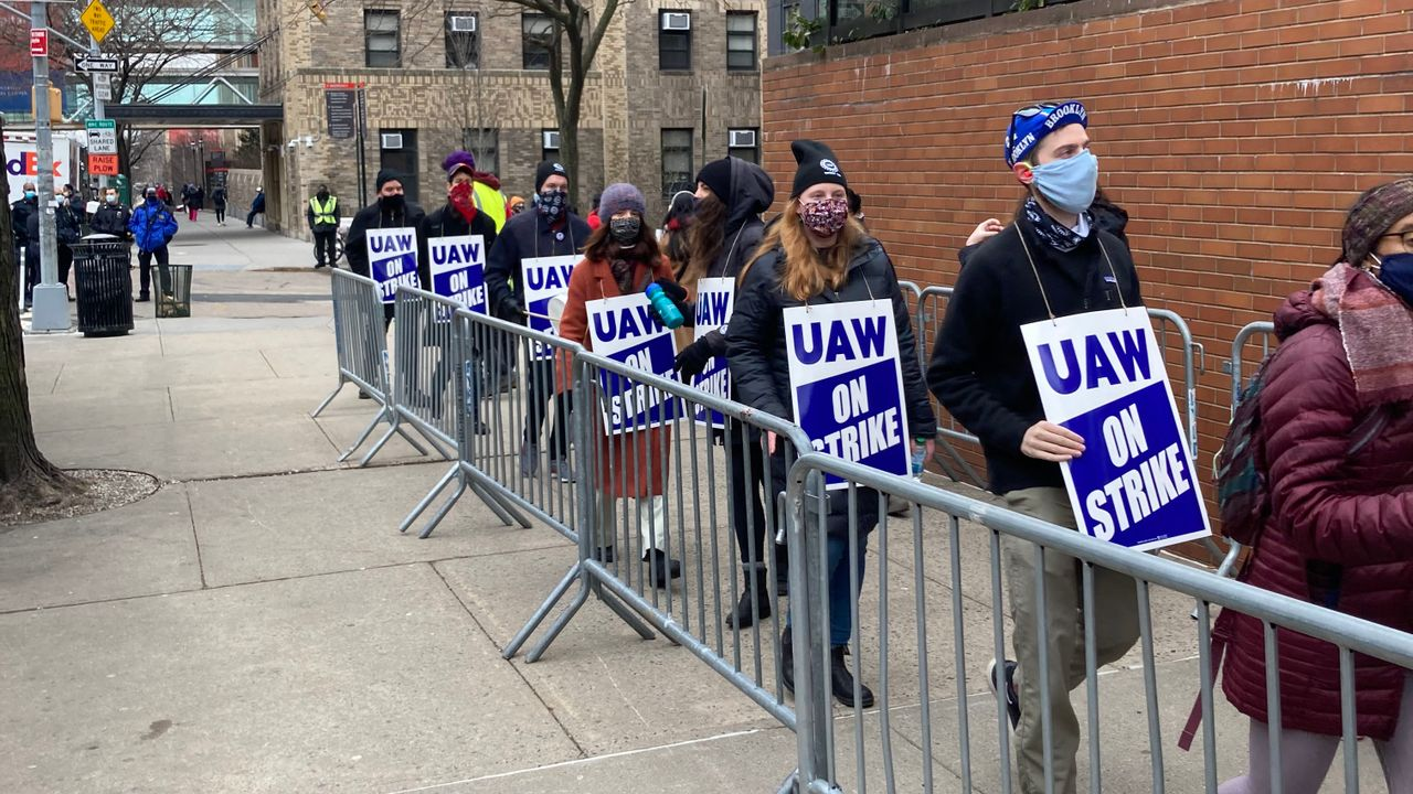 Striking graduate workers at Columbia University speak out on their struggle