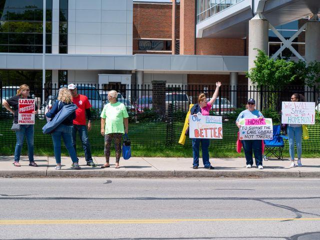 Mercy Health strikers in Toledo, Ohio denounce UAW sabotage of their