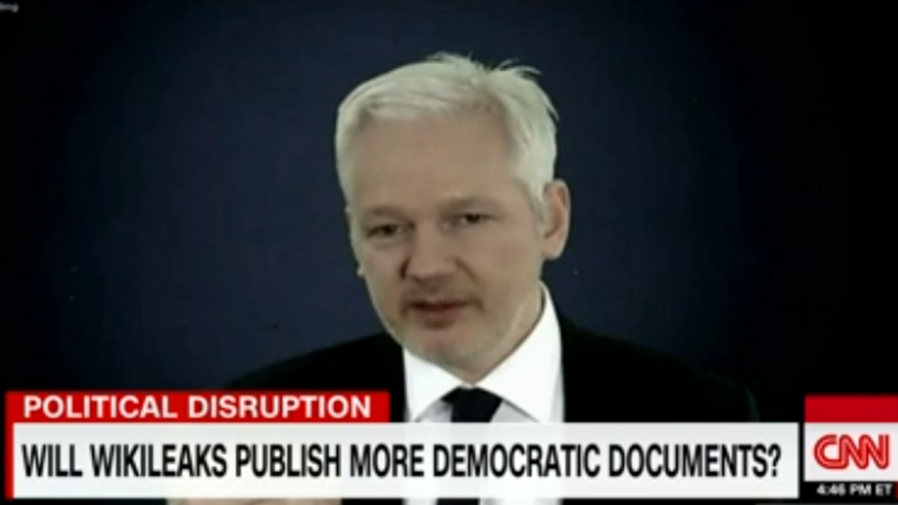New documents show Mueller investigation unable to concoct charges against Assange and WikiLeaks