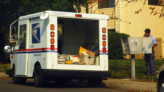 Us Postal Service Takes Major Step Toward Privatization World