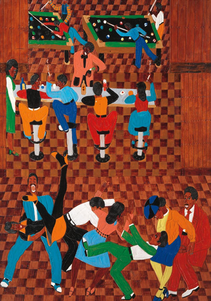 Winfred Rembert, artist whose work was rooted in the Jim Crow US South, is dead at the age of 75