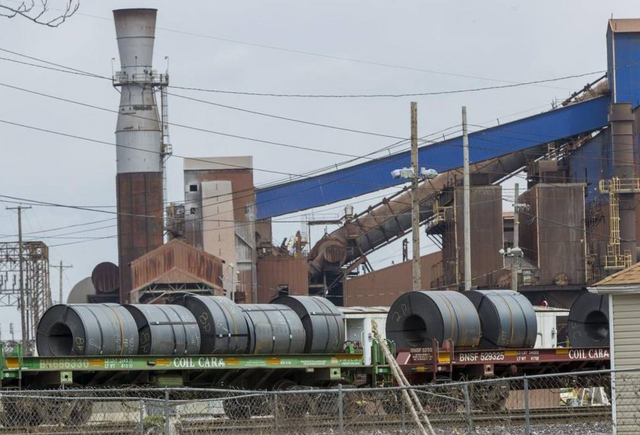 Forty Two Year Old Steelworker Dies At Us Steel Mill In