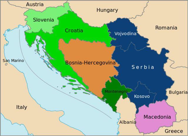 Однако в 1947 г советско-югославские отношения стали портиться