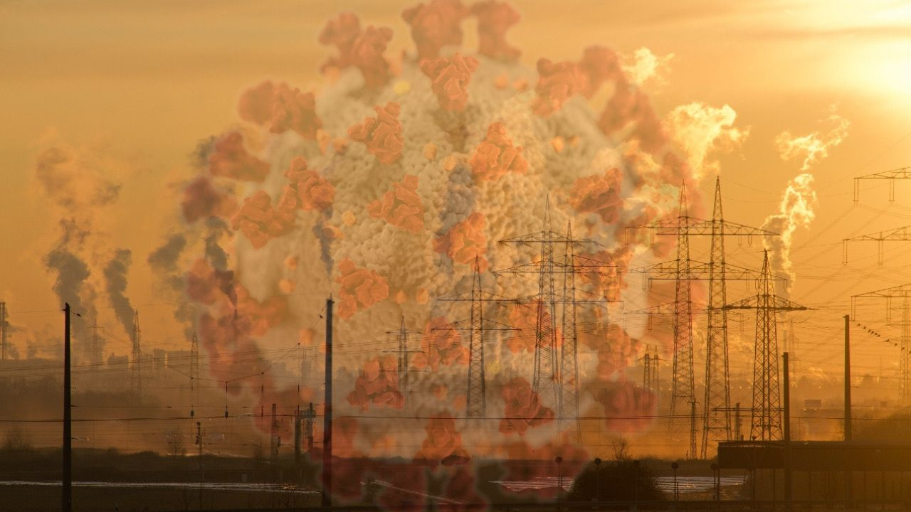 Catastrophic wildfires, corporate air pollution, and COVID-19: A collision of crises
