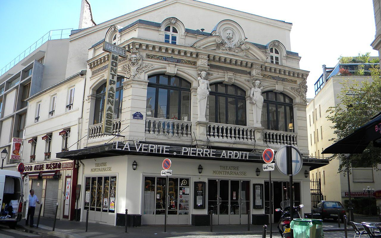 Occupation of French theatres highlights devastation of the cultural sector during the pandemic