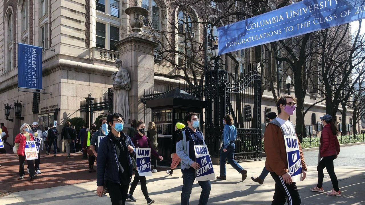 Columbia University graduate students: Reject UAW efforts to shut down strike!