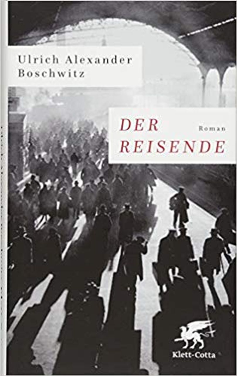 Cover of the German edition of Der Reisende