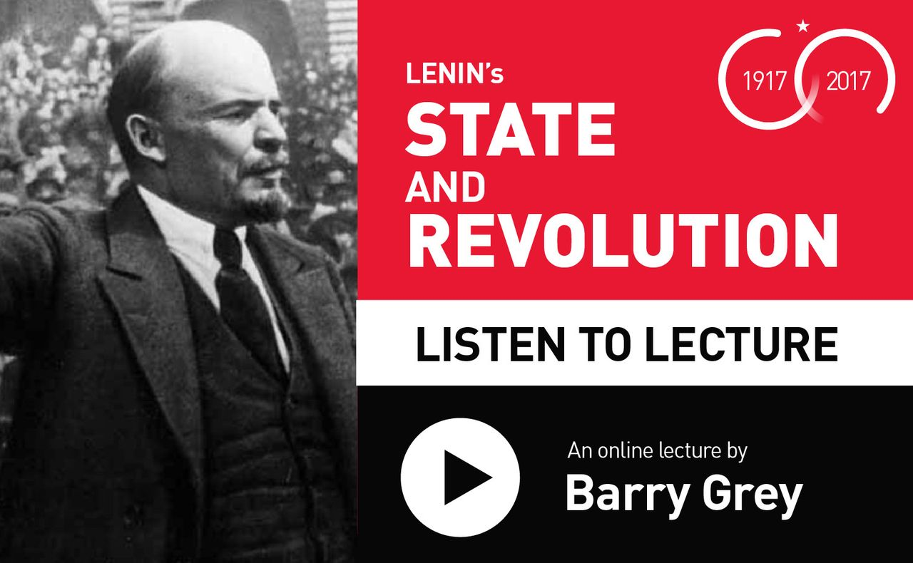 From the July Days to the Kornilov coup: Lenin's <em>The State and Revolution</em>