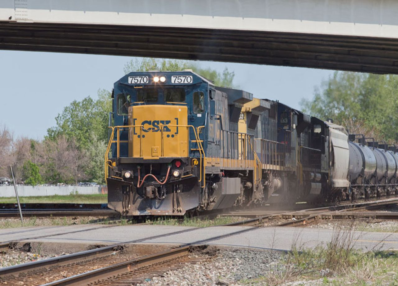 CSX Corporation (CSX) Releases FY17 Earnings Guidance