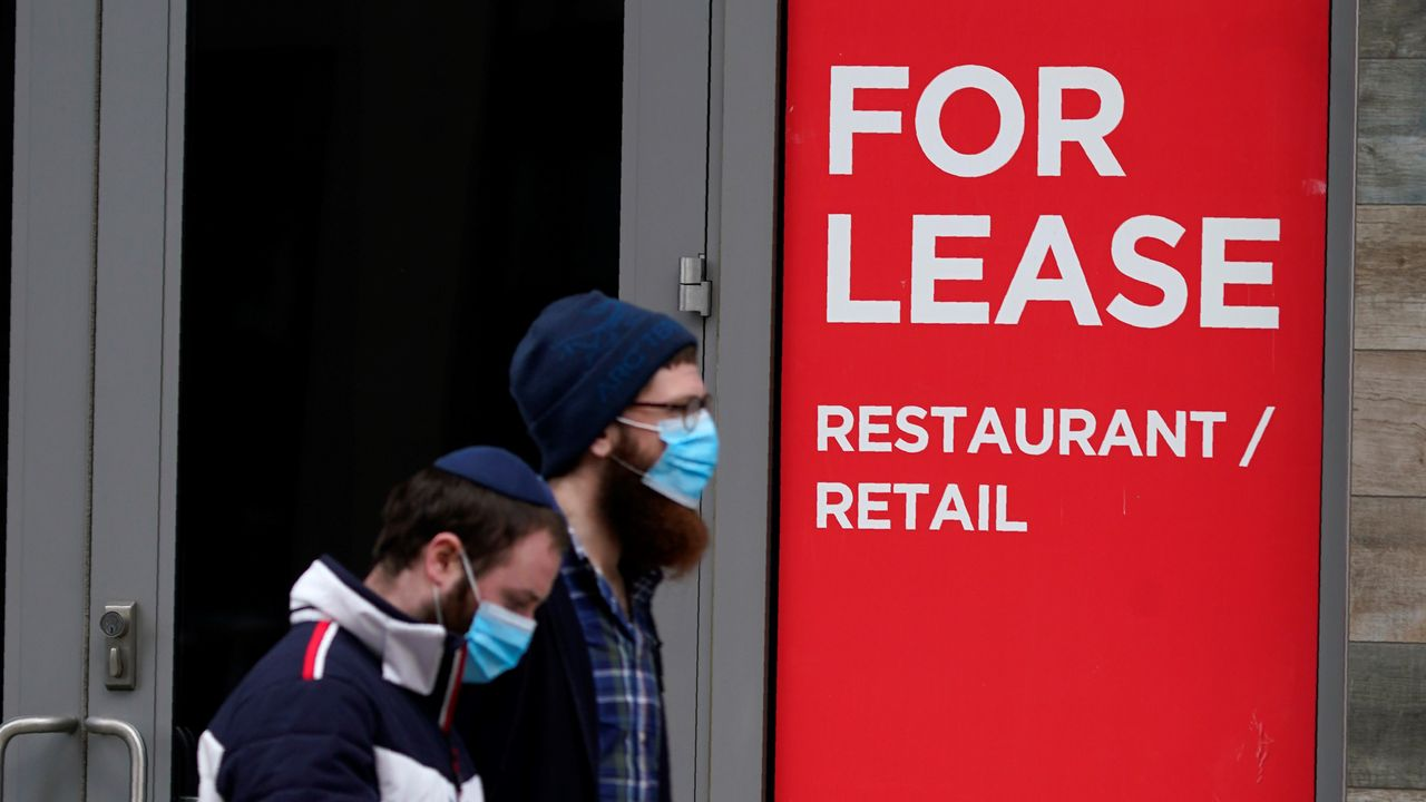 Another 770,000 new unemployment claims filed as unprecedented job losses continue one year into pandemic