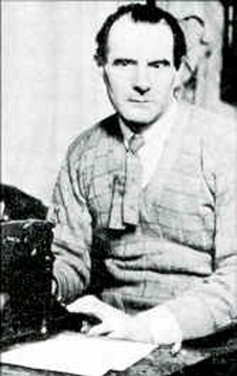 Sean O'Casey in 1924