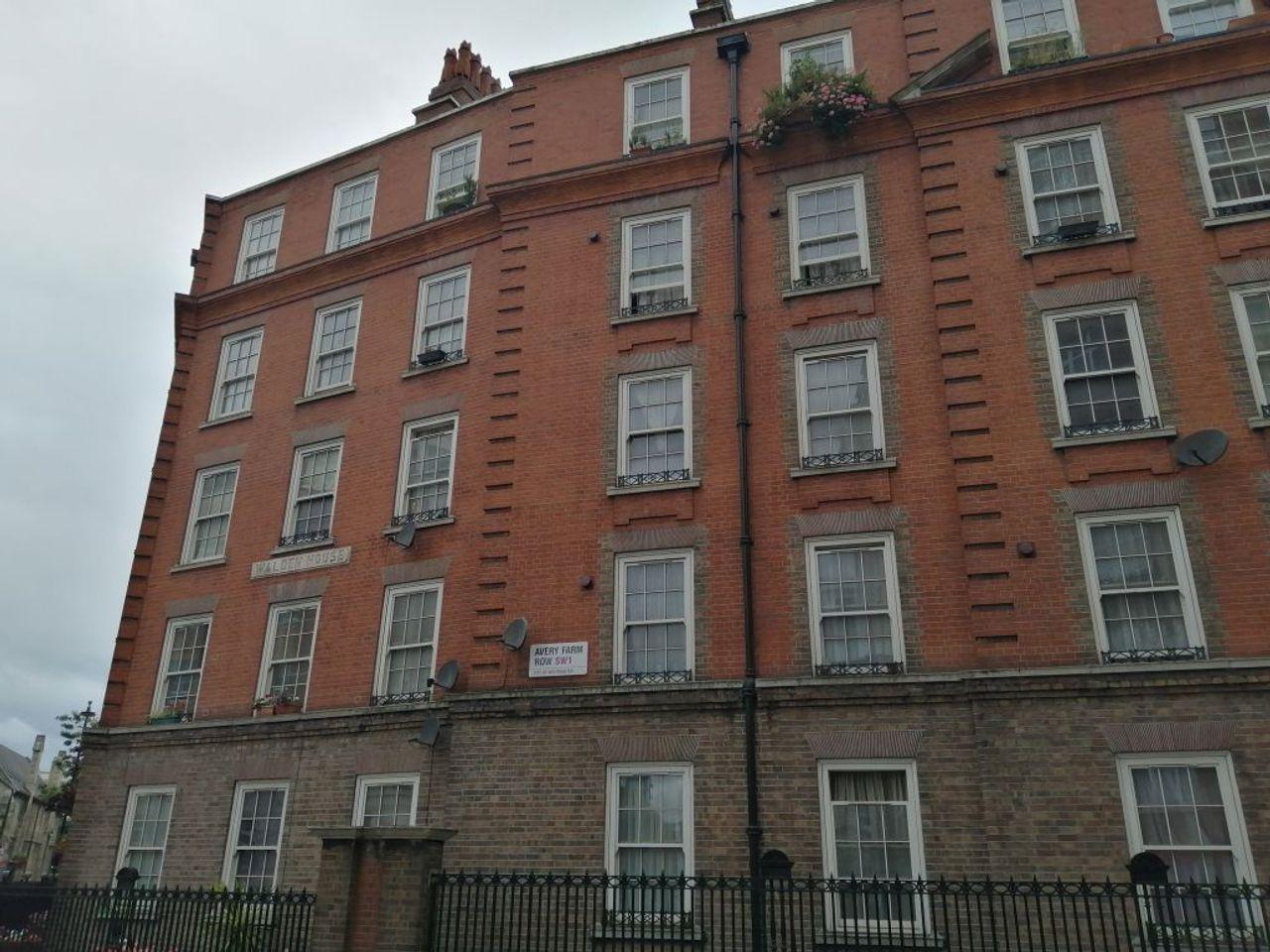 The Walden House flats