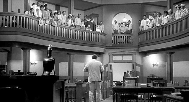 in defense of to kill a mockingbird the  film about racism in  to kill a mockingbird