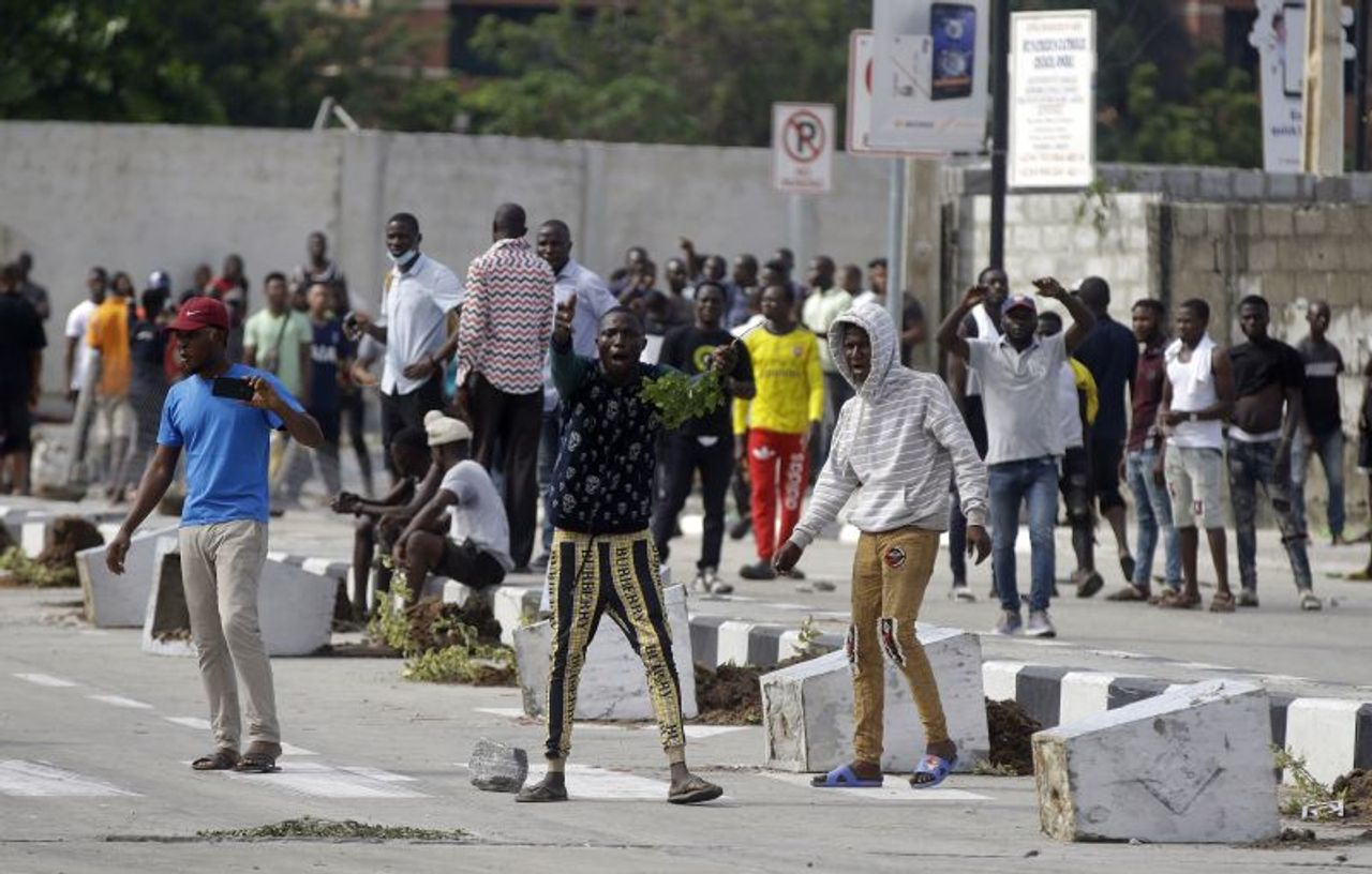 """Nigeria's President Buhari clampdown on reporting of """"security issues"""" amid mounting turmoil"""