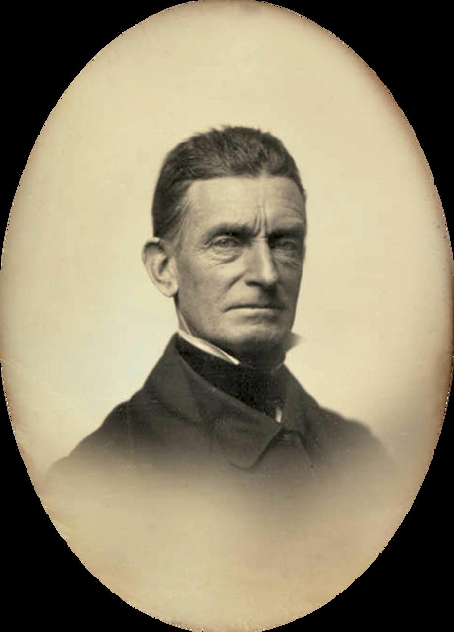 John Brown, 1856