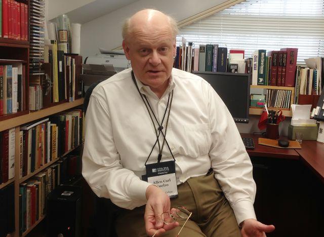 Historian Allen Guelzo