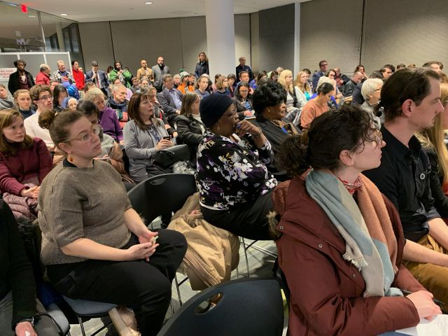 Boston: Unanimous opposition to MBTA fare hike at public