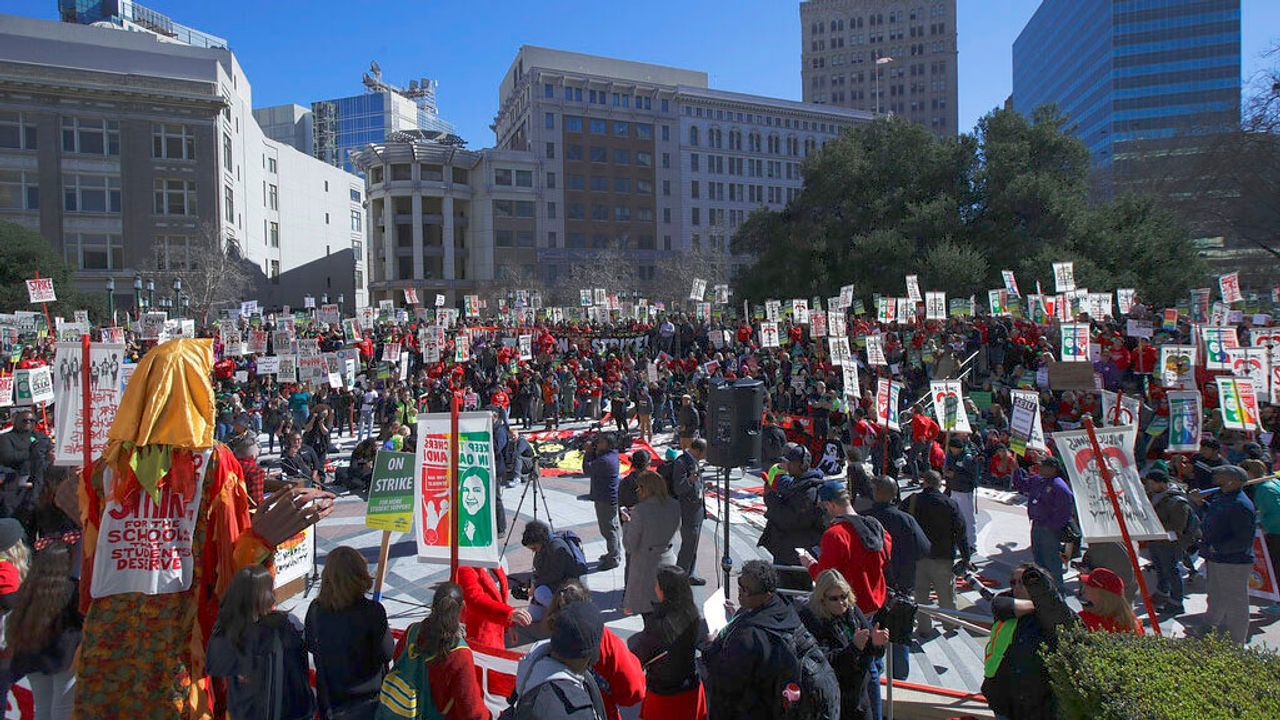 Lessons of the teachers unions' betrayals in Los Angeles and Oakland