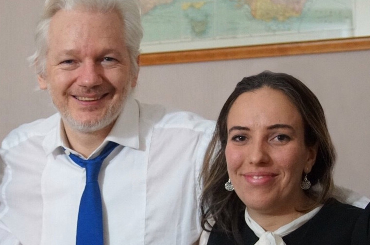 Assange's partner exposes ongoing denial of his legal and democratic rights