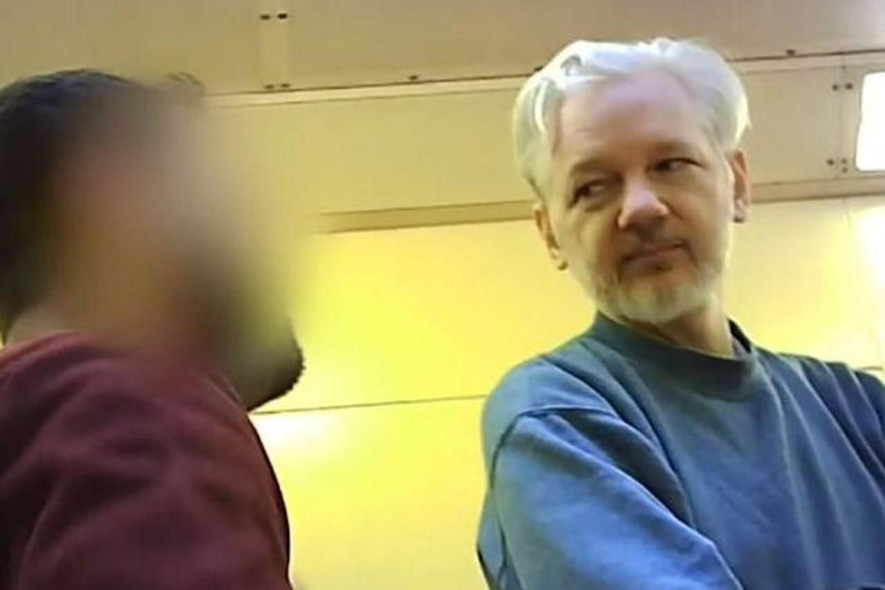 New US indictment of Julian Assange not served in UK courts