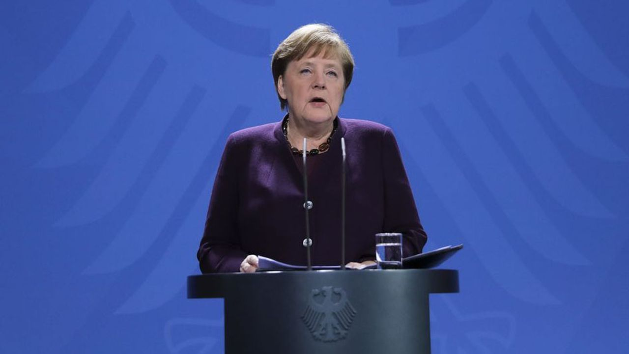 German chancellor Angela Merkel: Economic interests take precedence over lives