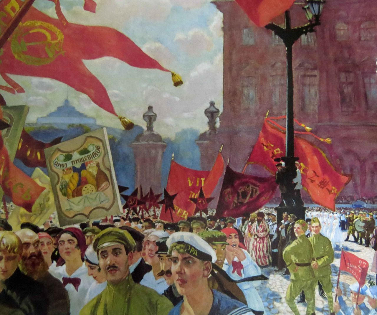russian revolutionary art exhibition london excises trotskyand generally historical