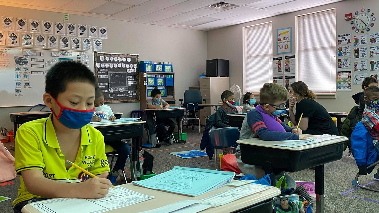Data shows schools are fueling third surge of COVID-19 in Michigan