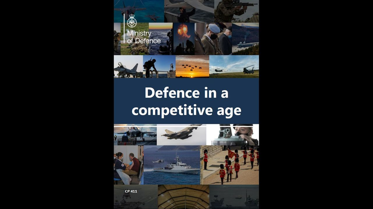 """UK """"competitive age"""" defence review to create """"an army that will be genuinely lethal"""""""
