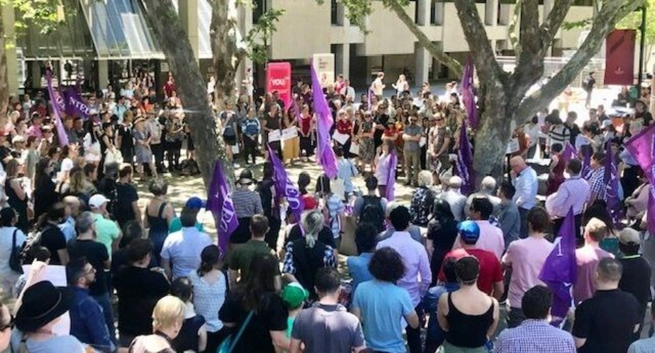 Australia: IYSSE/CFPE meeting adopts resolution to fight university cuts